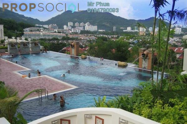 Condominium For Rent in Regency Heights, Sungai Ara Freehold Fully Furnished 4R/4B 1.5k