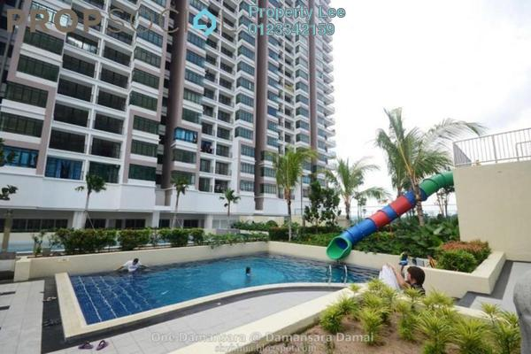 Condominium For Rent in One Damansara, Damansara Damai Leasehold Unfurnished 3R/2B 1.3k