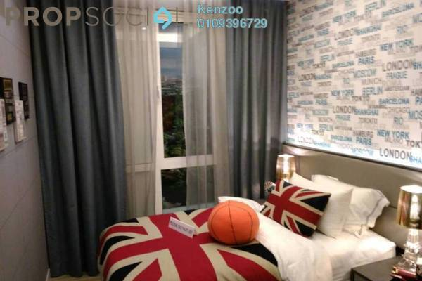 Condominium For Sale in Country Heights Damansara, Kuala Lumpur Freehold Fully Furnished 3R/2B 659k
