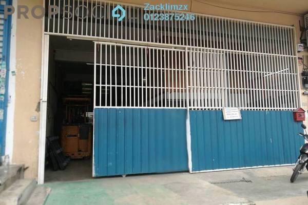 Factory For Sale in BP3, Bandar Bukit Puchong Freehold Unfurnished 0R/0B 2m