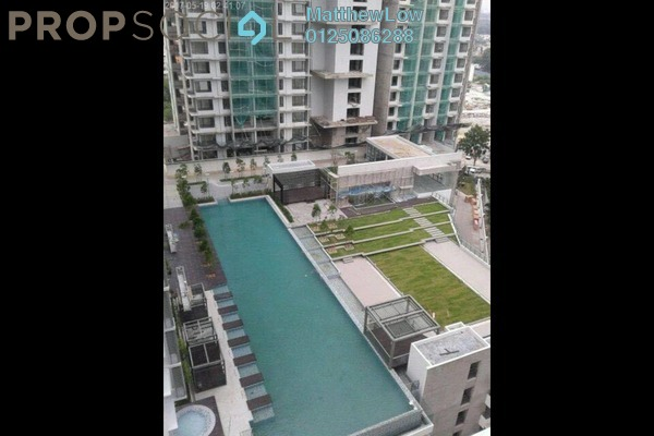 Condominium For Rent in Wellesley Residences, Butterworth Freehold Semi Furnished 1R/1B 1.3k