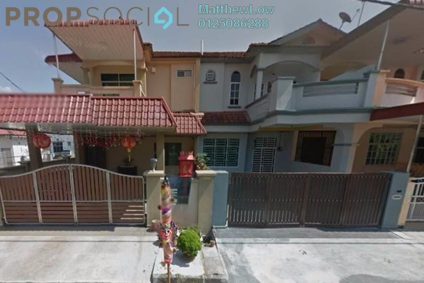 Terrace For Sale in Taman Juru, Juru Freehold Unfurnished 5R/3B 598k