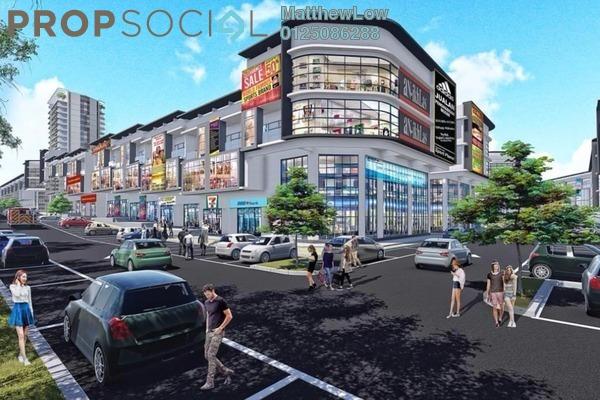Shop For Sale in Bandar Perdana, Sungai Petani Freehold Unfurnished 0R/0B 1.14m