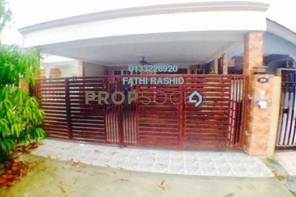 Terrace For Sale in Bukit Raja Industrial Park, Klang Freehold Semi Furnished 4R/2B 430k