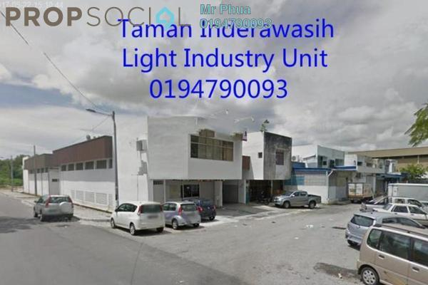 Factory For Sale in Taman Inderawasih, Seberang Jaya Freehold unfurnished 0R/0B 1.2m