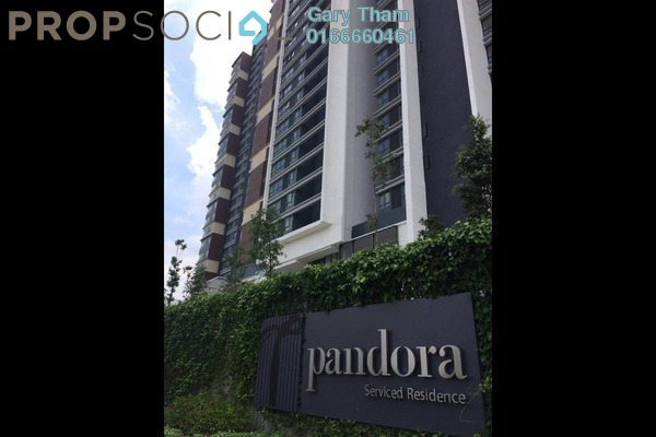 Condominium For Rent in Tropicana Metropark, Subang Jaya Freehold Unfurnished 0R/1B 1.5k
