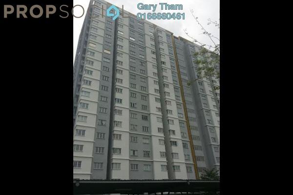 For Sale Apartment at Kemuning Aman, Kota Kemuning Freehold Unfurnished 3R/2B 250k