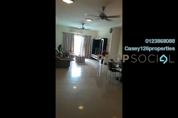 Condominium For Rent in Saville Residence, Old Klang Road Freehold Fully Furnished 4R/3B 2.3k
