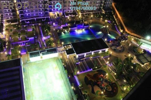 Condominium For Sale in One Imperial, Sungai Ara Freehold Fully Furnished 3R/2B 680k