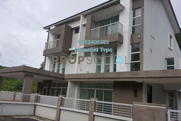 Semi-Detached For Sale in Kepayang Heights, Taman Bukit Kepayang Freehold Unfurnished 5R/4B 920k