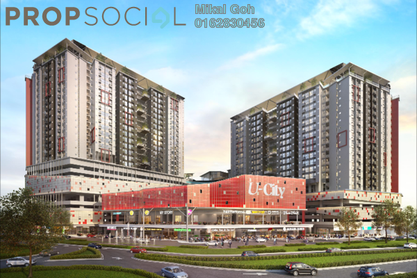Condominium For Sale At Midlands City Semenyih By Mikal Goh Propsocial