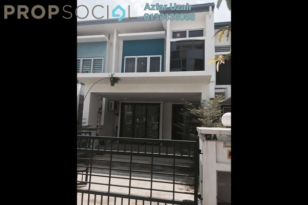 Terrace For Sale in Canting, Alam Impian Freehold Unfurnished 5R/5B 980k