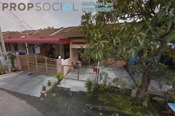 For Sale Terrace at Taman Impian Indah, Bukit Minyak Freehold Unfurnished 3R/1B 250k