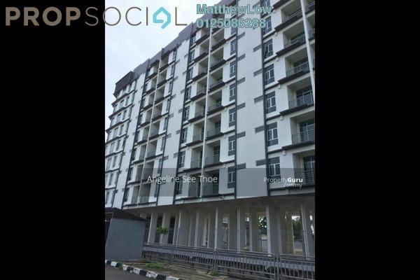 Condominium For Sale in Taman Mak Mandin Jaya, Butterworth Freehold Semi Furnished 4R/2B 508k