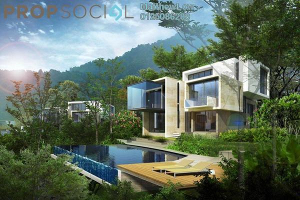 Condominium For Rent in Ferringhi Residence, Batu Ferringhi Freehold Fully Furnished 4R/3B 3k