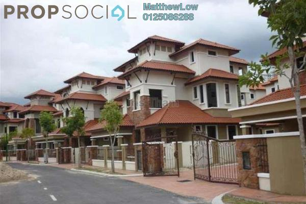 Terrace For Sale in Queensbay Mall, Bayan Indah Freehold Fully Furnished 5R/6B 2.4m