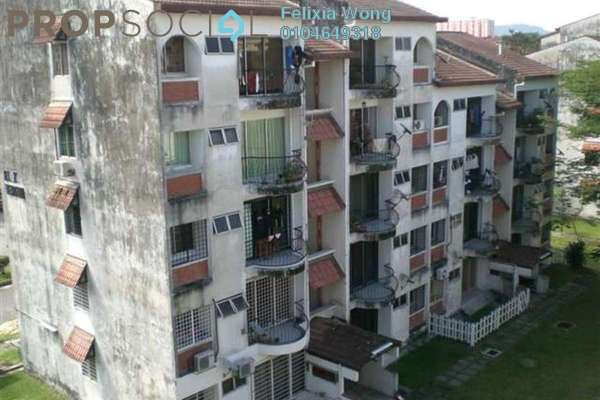Condominium For Rent in Desa 288, Ampang Freehold Semi Furnished 3R/2B 1.4k