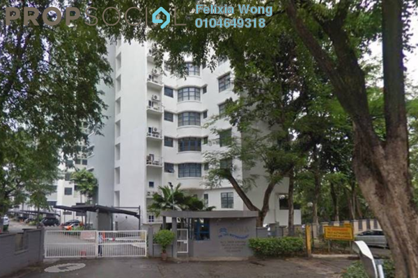 Condominium For Rent in Impiana On The Waterfront, Ampang Freehold Fully Furnished 2R/2B 2.7k
