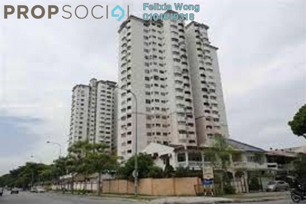 Condominium For Rent in BAM Villa, Cheras Freehold Fully Furnished 2R/2B 1.6k