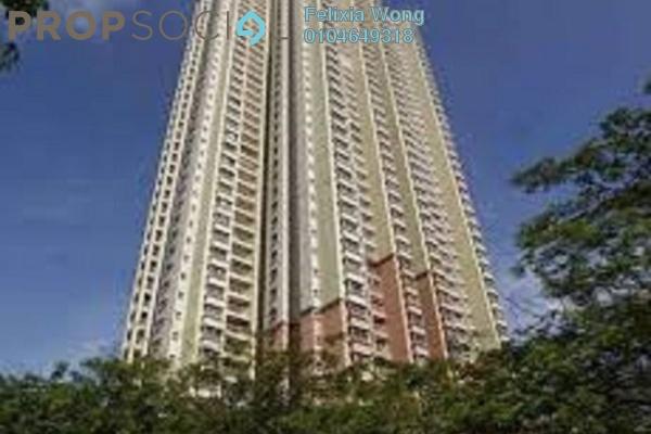Condominium For Rent in Mont Kiara Bayu, Mont Kiara Freehold Fully Furnished 2R/2B 3k