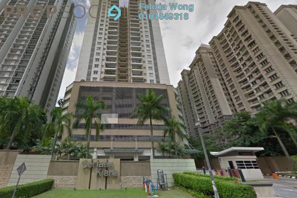 Condominium For Rent in Ceriaan Kiara, Mont Kiara Freehold Semi Furnished 4R/4B 4k