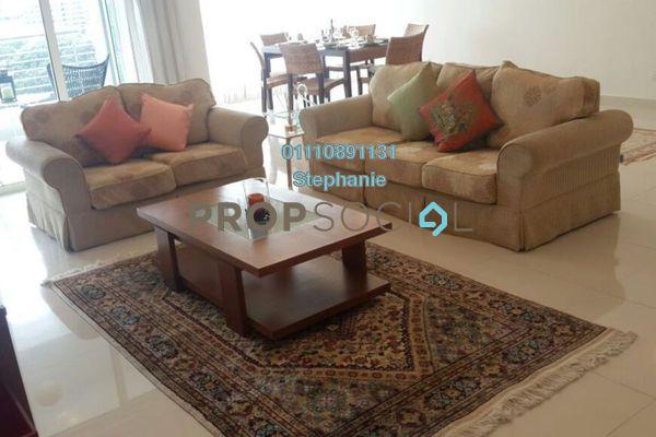For Rent Condominium at Sinaran TTDI, TTDI Freehold Semi Furnished 3R/2B 3.75k