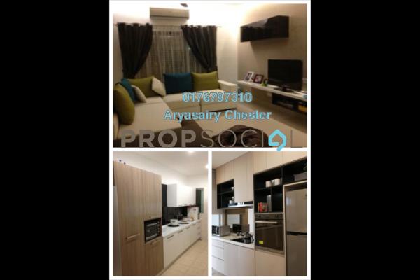 Terrace For Sale in Sutera Ria @ Sutera Damansara, Damansara Damai Freehold Semi Furnished 4R/3B 930k