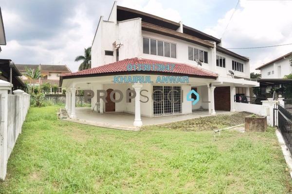 Semi-Detached For Sale in Damansara Villa, Damansara Heights Freehold Semi Furnished 4R/3B 2.95m