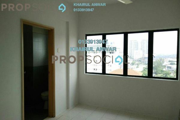Apartment For Sale in Permai Puteri, Ampang Leasehold Unfurnished 3R/2B 350k