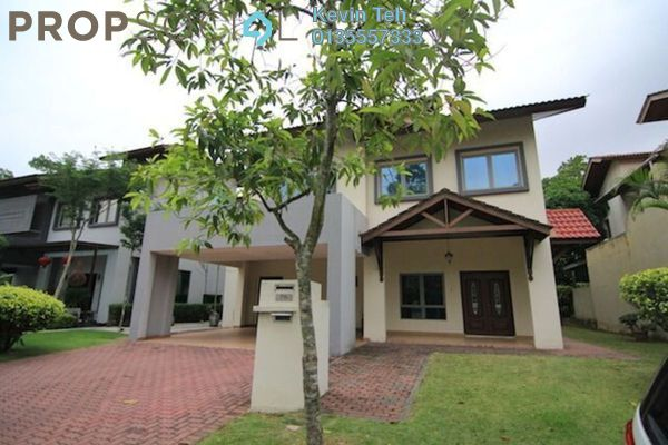 Bungalow For Sale in Sierramas West, Sungai Buloh Freehold Semi Furnished 4R/5B 2.6m