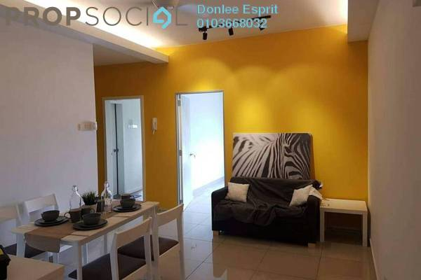Condominium For Rent in Paramount Utropolis, Glenmarie Freehold Fully Furnished 4R/2B 550translationmissing:en.pricing.unit