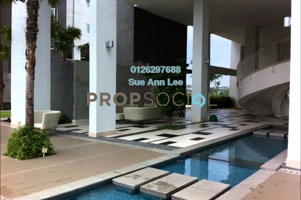 For Rent Condominium at First Residence, Kepong Freehold Semi Furnished 4R/2B 1.7k