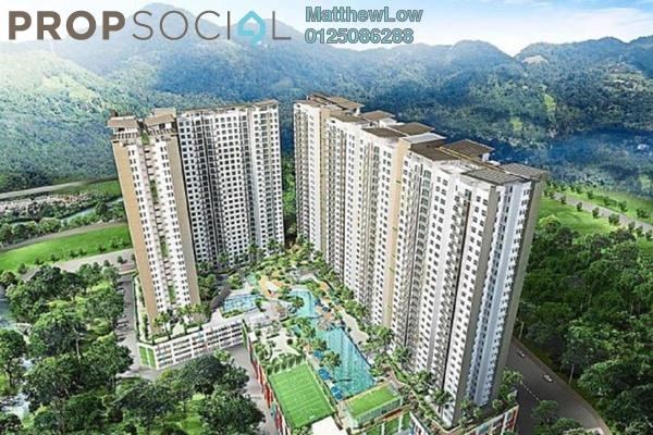 Condominium For Rent in Imperial Residences, Sungai Ara Freehold Unfurnished 3R/2B 1.7k
