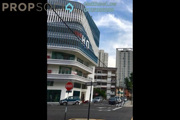 Condominium For Sale in The H2O, Jelutong Freehold Unfurnished 4R/3B 880k