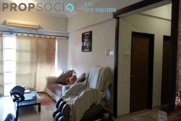 Apartment For Sale in Jalil Damai, Bukit Jalil Freehold Fully Furnished 3R/2B 480k