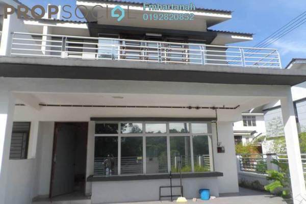 Terrace For Rent in Taman Mawar, Bandar Baru Salak Tinggi Freehold Semi Furnished 5R/3B 1.7k