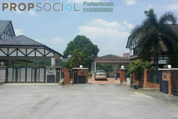 Bungalow For Sale in Green Acre Park, Bandar Sungai Long Freehold Semi Furnished 7R/6B 3.55m