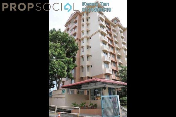 Condominium For Sale in Azuria, Tanjung Bungah Freehold Semi Furnished 3R/2B 340k
