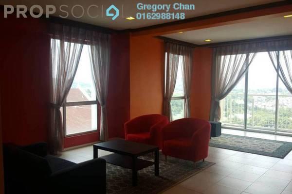 Condominium For Sale in Palm Spring, Kota Damansara Freehold Semi Furnished 3R/0B 400k