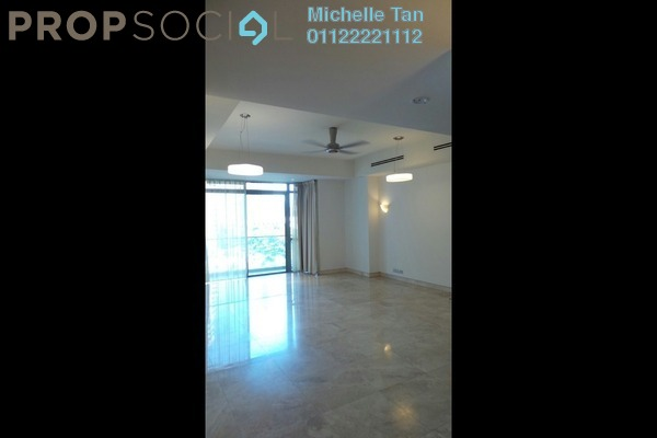 Condominium For Rent in Stonor Park, KLCC Freehold Semi Furnished 3R/4B 9k