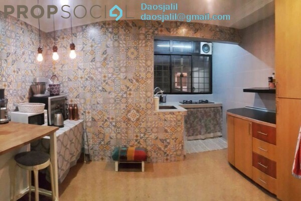 Apartment For Sale in Prima Saujana, Kepong Freehold Semi Furnished 3R/2B 295k
