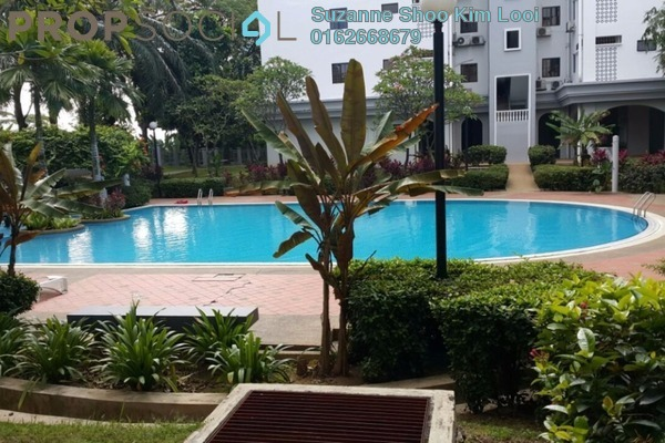 For Rent Condominium at Tiara Faber, Taman Desa Freehold Semi Furnished 3R/2B 1.5k