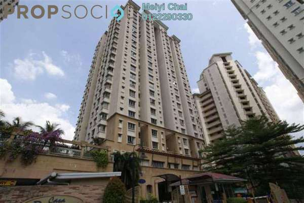 Condominium For Sale in Casa Damansara 2, Petaling Jaya Freehold Fully Furnished 0R/2B 750k