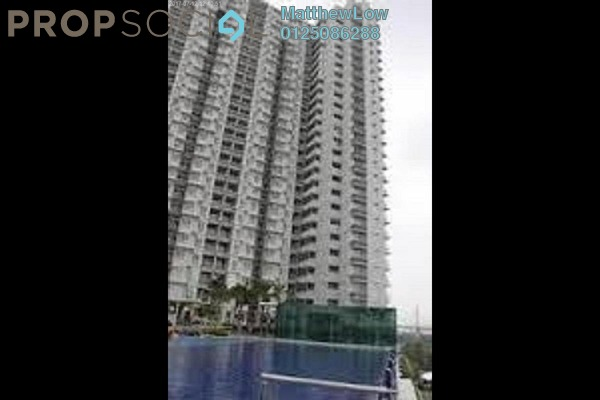 Condominium For Sale in The OceanView, Jelutong Freehold Unfurnished 3R/2B 430k