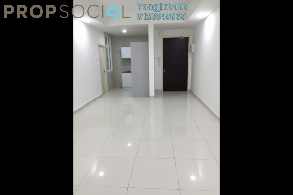 Condominium For Rent in The Court, Sungai Besi Freehold Semi Furnished 3R/2B 1.4k