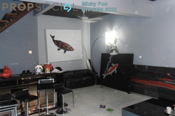 Terrace For Rent in Taman Maluri, Cheras Leasehold Fully Furnished 5R/4B 3.3k