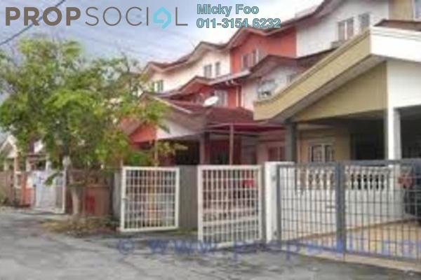 Terrace For Rent in Bandar Baru Bangi, Selangor Leasehold Semi Furnished 4R/3B 1.5k