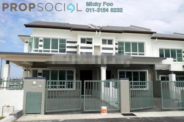 Terrace For Rent in Jade Hills, Kajang Freehold Unfurnished 4R/3B 1.1k