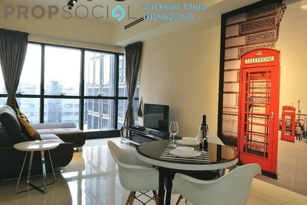 Serviced Residence For Rent in Icon City, Petaling Jaya Freehold Fully Furnished 1R/1B 1.8k