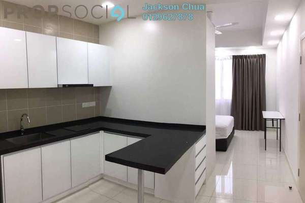 SoHo/Studio For Rent in Icon City, Petaling Jaya Freehold Fully Furnished 1R/1B 1.4k
